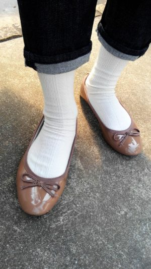 靴下コーデ2