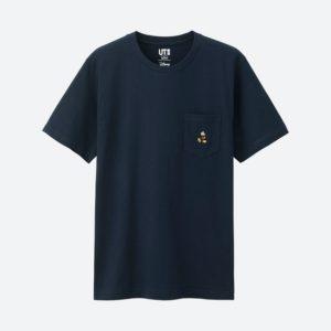 ユニクロのディズニーTシャツ