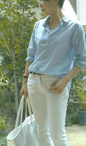 オーバーサイズシャツ4