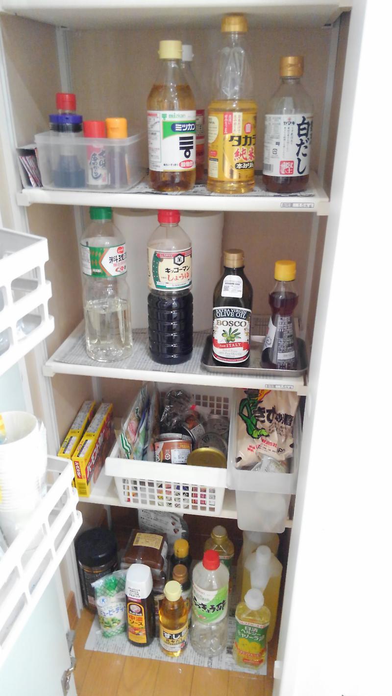 食品庫収納6
