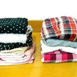 子供服の衣替え
